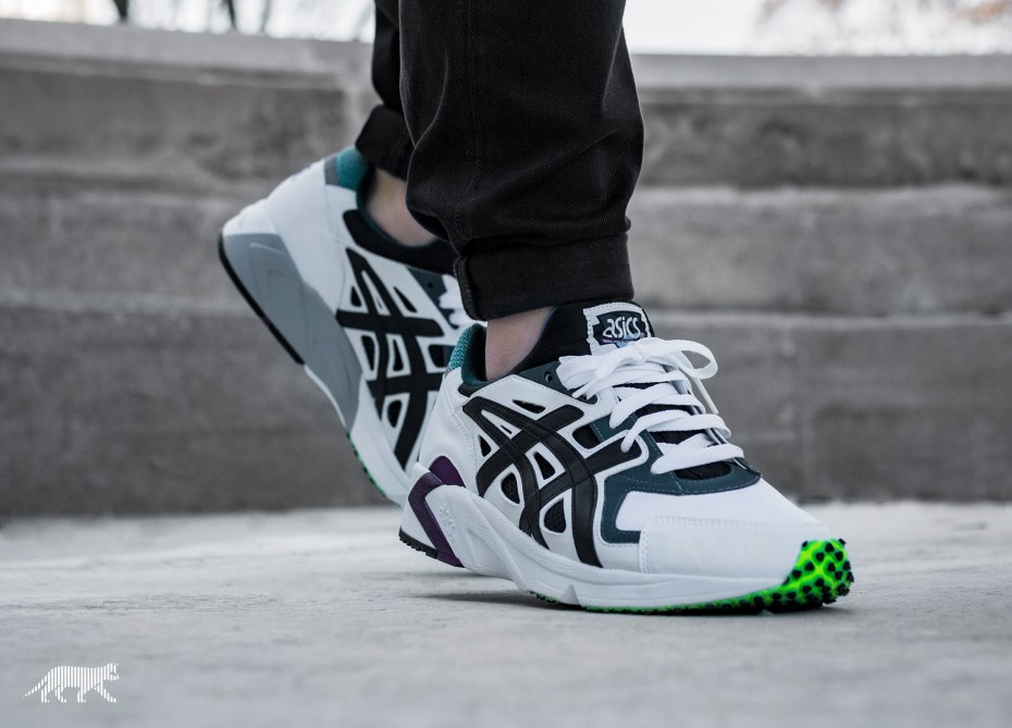 Asics Gel-DS Trainer OG (White / Black)