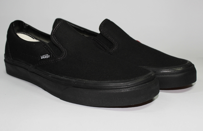 Vans Classic Slip On Black | MATÉRIA:estilo
