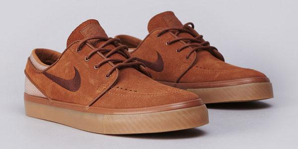 Nike SB Stefan Janoski Light Brown | MATÉRIA:estilo