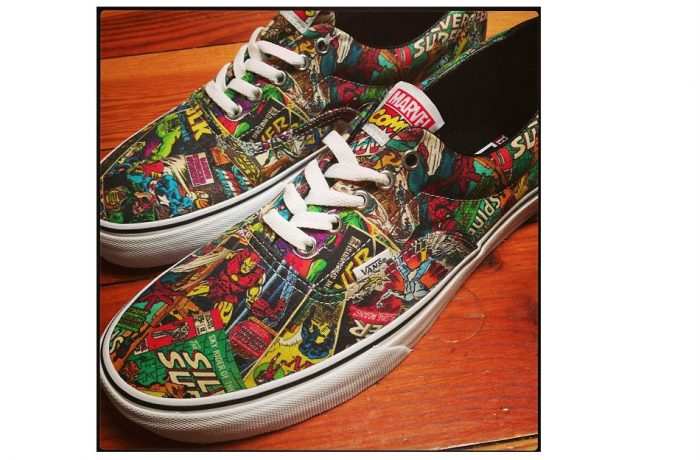 Marvel Comics x Vans Era