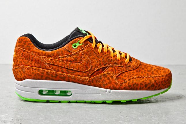 Nike Air Max 1 FB Orange/Leopard