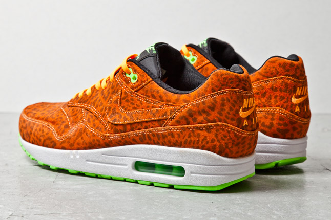 Nike Air Max 1 FB Orange/Leopard | MATÉRIA:estilo