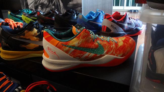 Jason Opie Babo Sneaker Collection