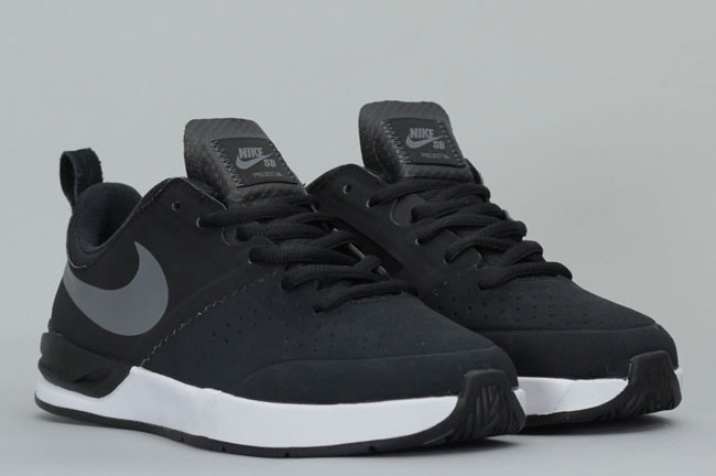 Nike SB Project BA Black / Dark Grey – White