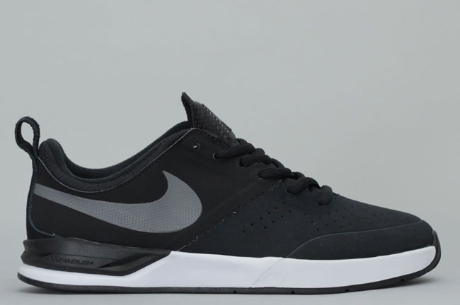 Nike SB Project BA Black / Dark Grey – White