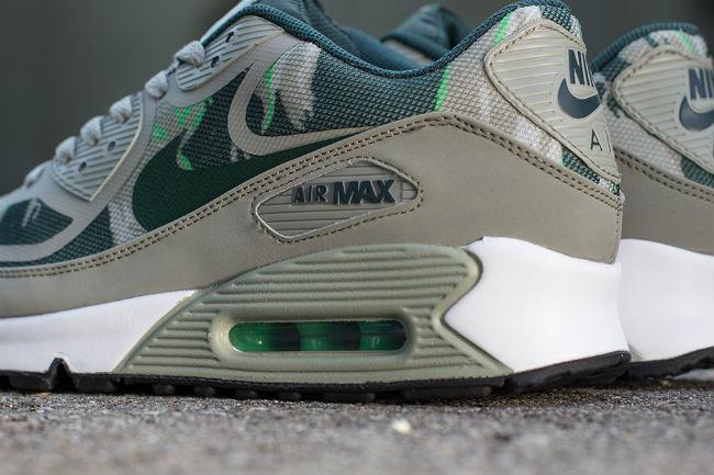 Nike Air Max 90 Premium Tape Gamma Green