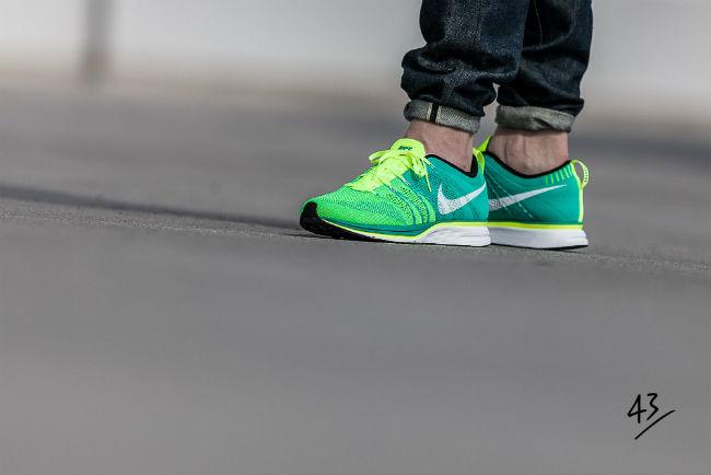 Nike Flyknit Trainer +