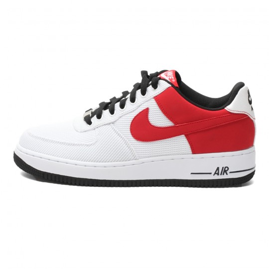 Nike Air Force 1 Low White/Cosmic Red