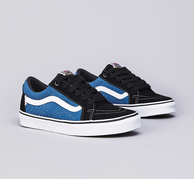 Vans AV Native American Low Black / Slate