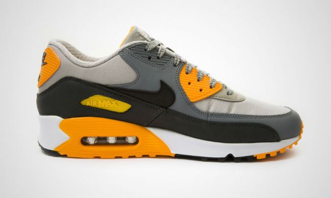 Nike Air Max 90 Essential Grey / Yellow