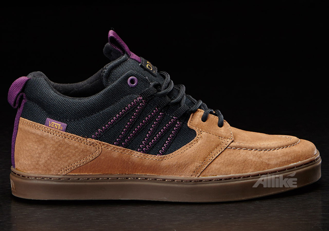Vans OTW Winslow Brown / Black