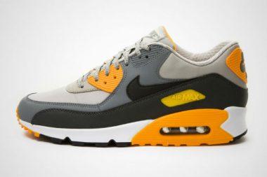 Nike Air Max 90 Essential Grey / Yellow