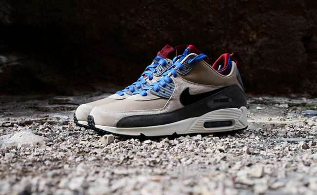 Nike Air Max 90 Sneakerboot 'Bamboo'