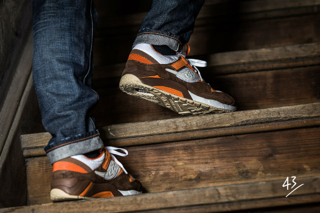 Saucony Grid 9000 Three Rivers Pack