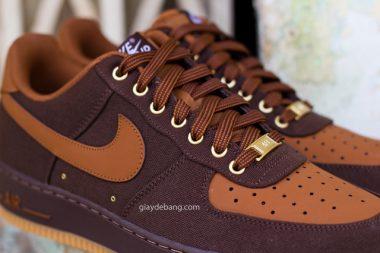 Nike Air Force 1 Low Brown Denim