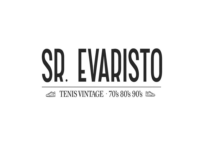 evaristo tenis vintage