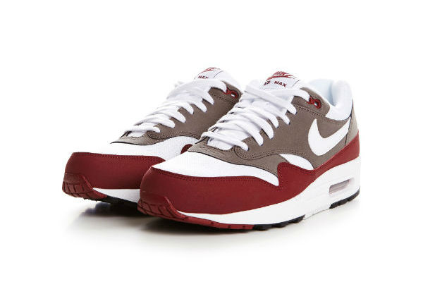 Nike Air Max 1 Essential Team Red/White