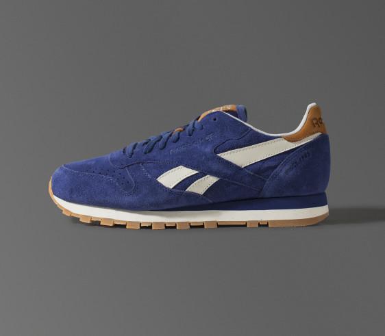 Reebok Classic Leather Club Blue