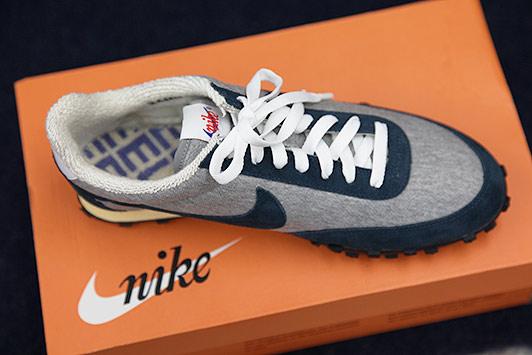 Loopwheeler x Nike Waffle Racer