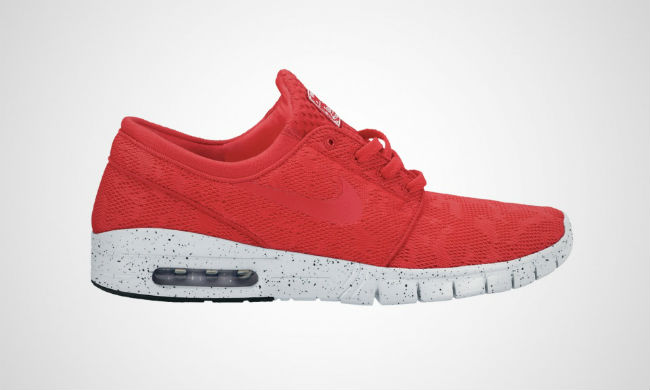 Nike Stefan Janoski Max Light Crimson