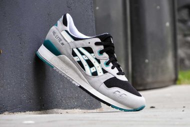 Asics Gel Lyte III Grey / White / Black