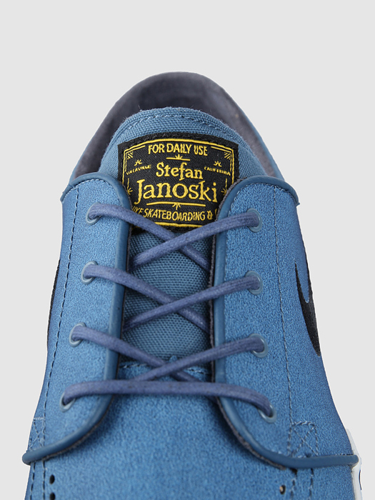 Nike SB Stefan Janoski Slate / Black