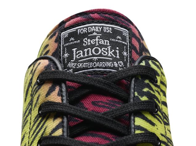 Nike SB Stefan Janoski Tiger Stripe Pack