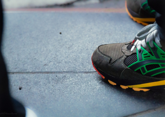Packer Shoes x Asics Gel Kayano Trainer