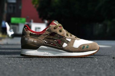 Asics Gel Lyte III Aztec Light Brown