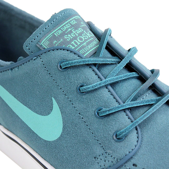 Nike SB Stefan Janoski PR SE Night Factor / Crystal Mint