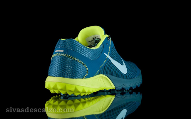 Nike Zoom Wildhorse Green Abyss / Polerized Blue