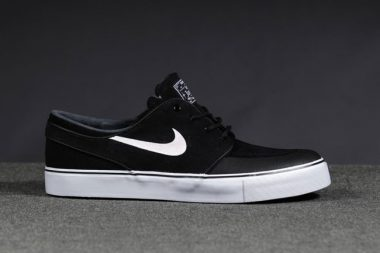 Nike SB Stefan Janoski PR SE Black / White / New Slate