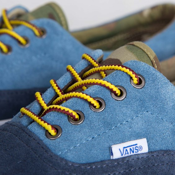 Vans Vault Era LX Dress Blues / Copen Blue