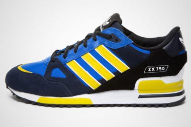 adidas Originals ZX 750 Blue Bird