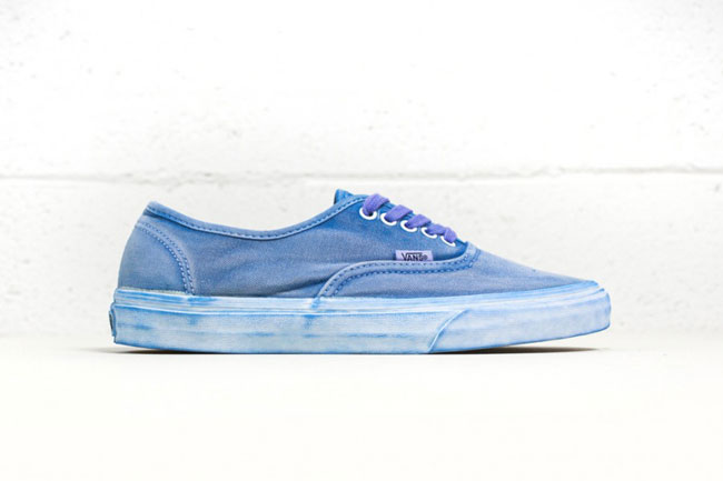 Vans Authentic CA Overwashed Pack