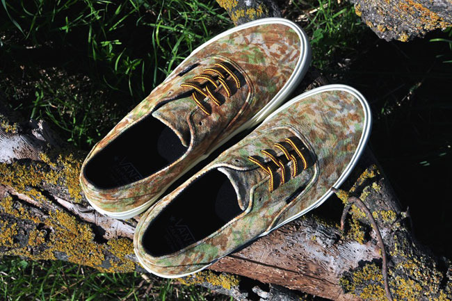 Vans Era Decon CA Camo
