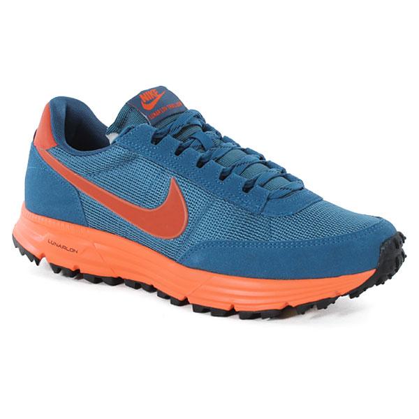 Nike Lunar Ldv Trail Low Qs Marina/dark Copper