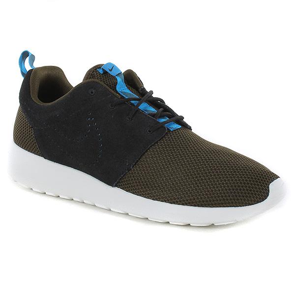 Nike Roshe Run Dark Loden/black