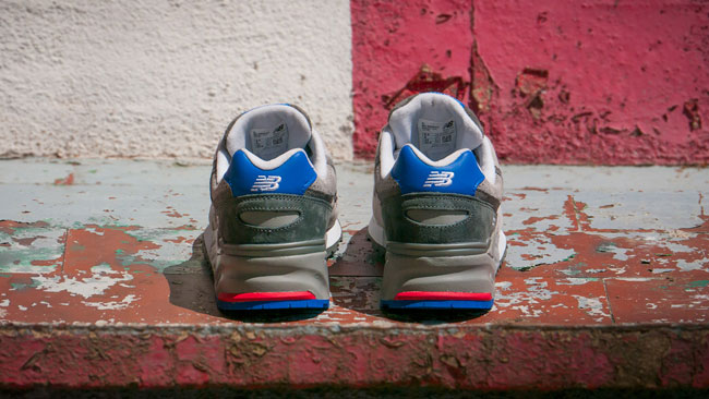 New Balance ML999 BSG Barber Shop Pack