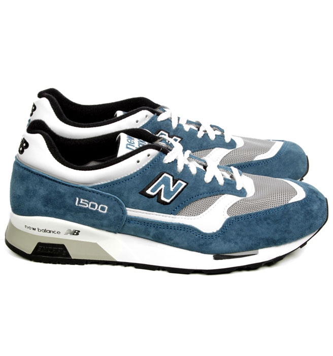 New Balance M1500 BWG Dark Blue / White