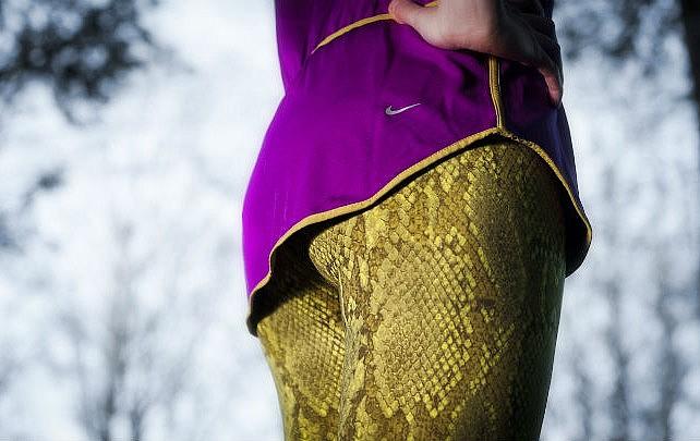 Nike x Undercover Gyakusou Primavera / Verão 2014
