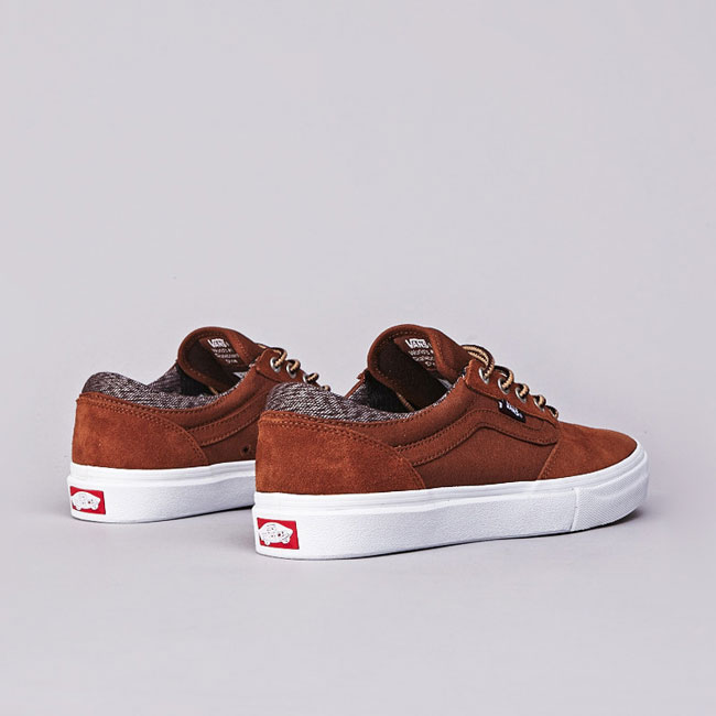Vans Gilbert Crockett Pro (Herringbone Twill) Tobacco
