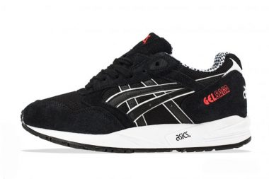 "Asics Gel Saga ""CMYK Pack"" Black"