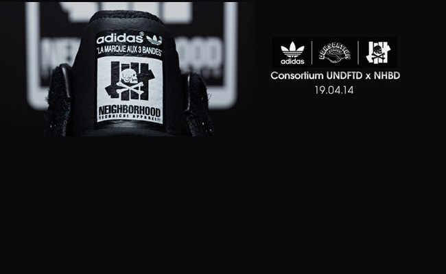 adidas Consortium x Undefeated x NEIGHBORHOOD