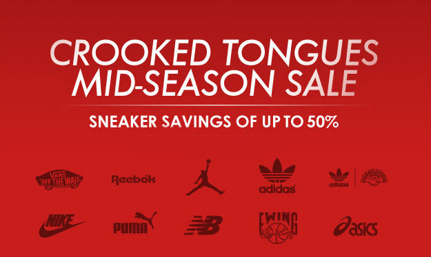 crooked tongues sale