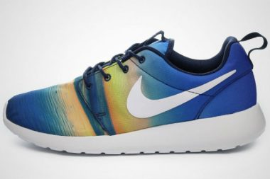 Nike Roshe Run Santa Monica Pack Midnight Navy