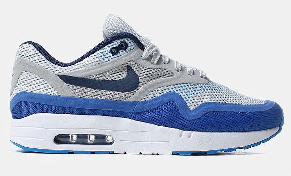 Nike Air Max 1 BR Pure Platinum / Midnight Navy