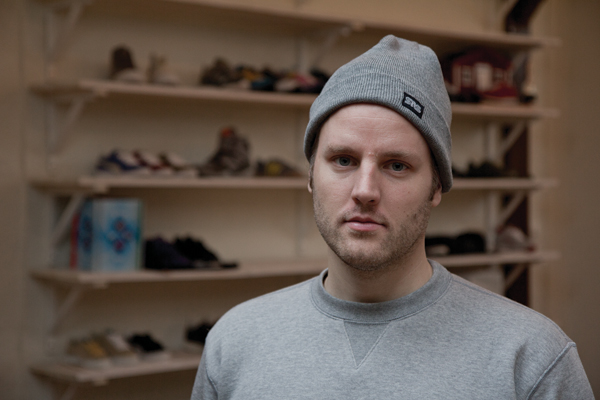 Erik Fagerlind | Sneakersnstuff