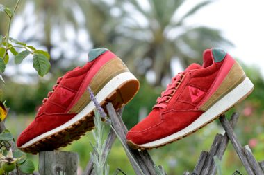 LimiteEDitions x Le Coq Sportif 'Rose EXD'