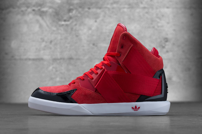 adidas originals c10 red